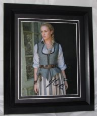 "A388HN HANNAH NEW - ""BLACK SAILS"" SIGNED"